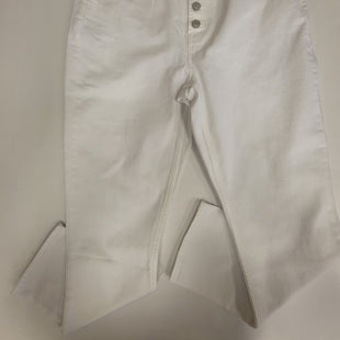 Primary Photo - BRAND: GAP STYLE: JEANS COLOR: WHITE SIZE: 14 OTHER INFO: NEW! SKU: 198-19888-32527