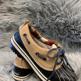 Primary Photo - BRAND: SOREL STYLE: SHOES FLATS COLOR: BLACK SIZE: 7 SKU: 198-19888-24891WATERPROOF