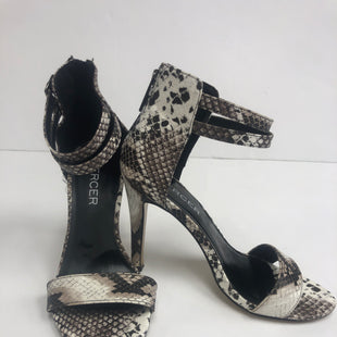 Primary Photo - BRAND: MERCER AND MADISON STYLE: SANDALS LOW COLOR: SNAKESKIN PRINT SIZE: 6 SKU: 198-19888-29122