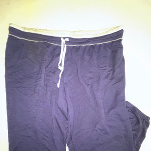 Primary Photo - BRAND: SIMPLY VERA STYLE: ATHLETIC CAPRIS COLOR: NAVY SIZE: XXL SKU: 198-19888-31863