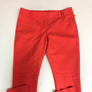 Primary Photo - BRAND: EXPRESS STYLE: PANTS COLOR: CORAL SIZE: 2 SKU: 198-19888-30013