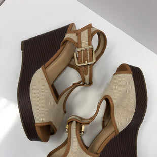 Primary Photo - BRAND:  CMF STYLE: SANDALS HIGH COLOR: BEIGE SIZE: 8 OTHER INFO: NEW! SKU: 198-19888-32681