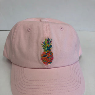 Primary Photo - BRAND: SPARTINA STYLE: HAT COLOR: LIGHT PINK OTHER INFO: NEW! SKU: 198-19888-29996