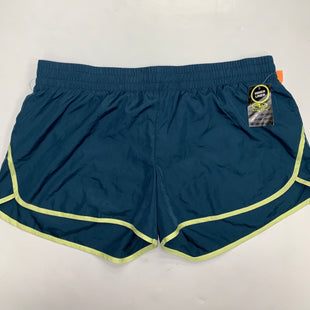 Primary Photo - BRAND: ATHLETIC WORKS STYLE: ATHLETIC SHORTS COLOR: TEAL SIZE: 2X OTHER INFO: NEW! SKU: 198-19812-14763
