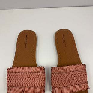 Primary Photo - BRAND: AMERICAN EAGLE SHOES STYLE: SANDALS FLAT COLOR: BEIGE SIZE: 7 SKU: 198-19888-31842