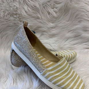Primary Photo - BRAND: KIM ROGERS STYLE: SHOES FLATS COLOR: GOLD SIZE: 7 OTHER INFO: NEW! SKU: 198-19888-24540