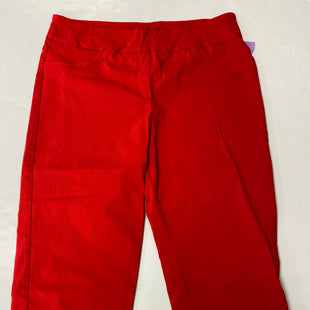 Primary Photo - BRAND: RUBY RD STYLE: CAPRIS COLOR: RED SIZE: 16 SKU: 198-19888-36095