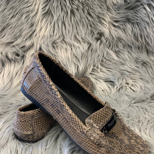 Primary Photo - BRAND: COACH STYLE: SHOES FLATS COLOR: SNAKESKIN PRINT SIZE: 5.5 SKU: 198-19888-23490