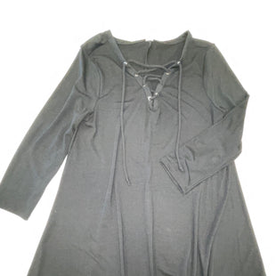 Primary Photo - BRAND: OLD NAVY STYLE: DRESS SHORT LONG SLEEVE COLOR: BLACK SIZE: M SKU: 198-19812-16688