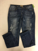 Primary Photo - BRAND: EARL JEAN <BR>STYLE: JEANS <BR>COLOR: DENIM <BR>SIZE: 6 <BR>SKU: 198-19888-33682
