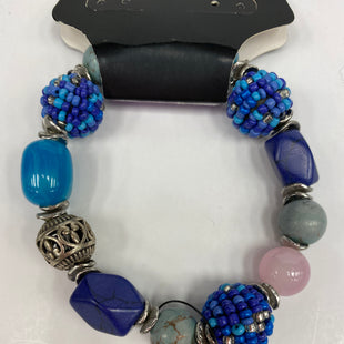 Primary Photo - BRAND: CHICOS STYLE: BRACELET COLOR: BLUE OTHER INFO: NEW! SKU: 198-19878-7186