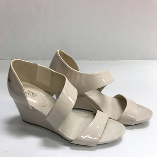 Primary Photo - BRAND: JONES NEW YORK O STYLE: SANDALS LOW COLOR: CREAM SIZE: 8 SKU: 198-19812-15549
