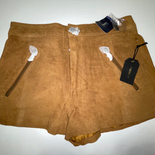 Primary Photo - BRAND: FOREVER 21 STYLE: SHORTS COLOR: LEATHER SIZE: 2 OTHER INFO: NEW! SKU: 198-19888-35697