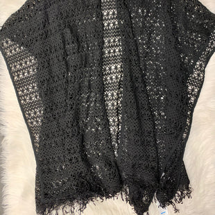 Primary Photo - BRAND: MAURICES STYLE: SHAWL COLOR: BLACK SIZE: ONESIZE OTHER INFO: NEW! SKU: 198-19888-23368