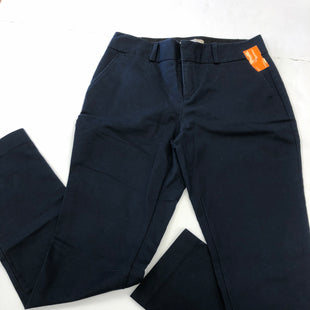 Primary Photo - BRAND: BANANA REPUBLIC O STYLE: PANTS COLOR: NAVY SIZE: 2 SKU: 198-19888-32220