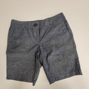 Primary Photo - BRAND: ANN TAYLOR LOFT O STYLE: SHORTS COLOR: BLUE SIZE: 2 SKU: 198-19888-29438