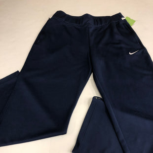 Primary Photo - BRAND: NIKE STYLE: ATHLETIC PANTS COLOR: NAVY SIZE: M SKU: 198-19888-33358