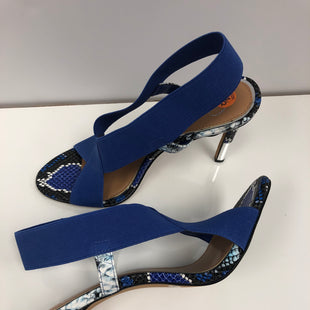 Primary Photo - BRAND: JESSICA SIMPSON STYLE: SANDALS HIGH COLOR: BLUE SIZE: 8.5 OTHER INFO: NEW! SKU: 198-19888-33240