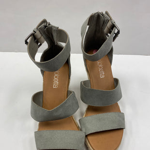 Primary Photo - BRAND:  CMF STYLE: SANDALS LOW COLOR: GREY SIZE: 9 OTHER INFO: DOLCETTA - SKU: 198-19812-10179