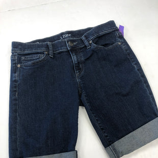 Primary Photo - BRAND: ANN TAYLOR LOFT STYLE: SHORTS COLOR: DENIM SIZE: 2 SKU: 198-19812-18290