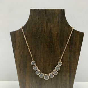Primary Photo - BRAND:  ANN TAYLOR LOFTSTYLE: NECKLACE COLOR: BLACK SILVER OTHER INFO: BLACK SIVLER GOLD - SKU: 198-19812-15034