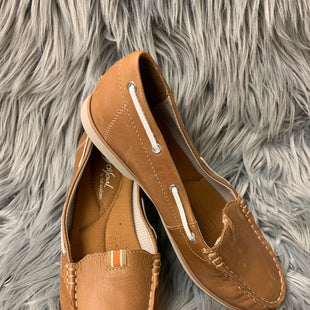 Primary Photo - BRAND: NATURALIZER STYLE: SHOES FLATS COLOR: BROWN SIZE: 6.5 OTHER INFO: NEW! SKU: 198-19888-24541