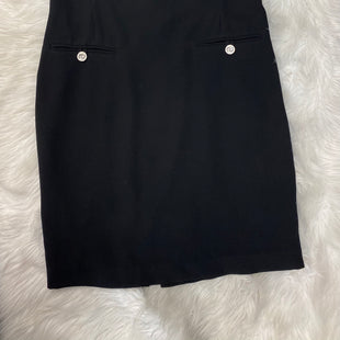 Primary Photo - BRAND: DAVID WARREN STYLE: DRESS SHORT SLEEVELESS COLOR: BLACK SIZE: M OTHER INFO: NEW! SKU: 198-19888-24916
