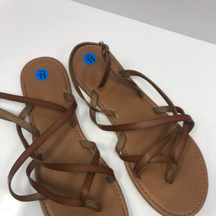 Primary Photo - BRAND:  CMF STYLE: SANDALS FLAT COLOR: BROWN SIZE: 11 SKU: 198-19888-32156