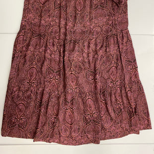Primary Photo - BRAND: A NEW DAY STYLE: DRESS LONG LONG SLEEVE COLOR: MAUVE SIZE: L SKU: 198-19812-16561