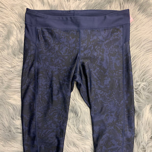 Primary Photo - BRAND: UNDER ARMOUR STYLE: ATHLETIC CAPRIS COLOR: BLUE SIZE: L SKU: 198-19888-24598