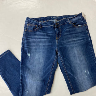 Primary Photo - BRAND: MAURICES STYLE: JEANS COLOR: DENIM SIZE: 16 SKU: 198-19888-36101