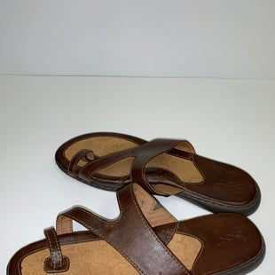 Primary Photo - BRAND: BOC STYLE: SANDALS FLAT COLOR: BROWN SIZE: 9 SKU: 198-19888-26794