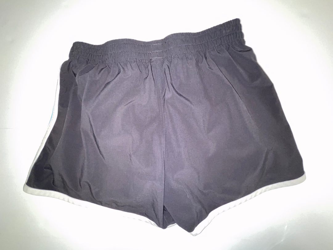 Photo #1 - BRAND: BROOKS <BR>STYLE: ATHLETIC SHORTS <BR>COLOR: GREY <BR>SIZE: S <BR>SKU: 198-19888-18156