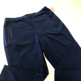 Primary Photo - BRAND: ZENERGY BY CHICOS STYLE: ATHLETIC CAPRIS COLOR: NAVY SIZE: L SKU: 198-19812-11847