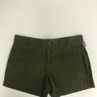 Primary Photo - BRAND: GAP STYLE: SHORTS COLOR: OLIVE SIZE: 4 SKU: 198-19876-13956