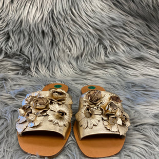 Primary Photo - BRAND: GIANNI BINI STYLE: SANDALS FLAT COLOR: GOLD SIZE: 5.5 OTHER INFO: NEW! SKU: 198-19888-26389