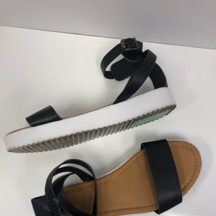 Primary Photo - BRAND: NATURALIZER STYLE: SANDALS FLAT COLOR: BLACK SIZE: 8 SKU: 198-19888-33301
