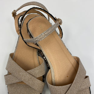 Primary Photo - BRAND: WANTED STYLE: SANDALS FLAT COLOR: BEIGE SIZE: 10 SKU: 198-19888-32666