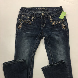 Primary Photo - BRAND: GRACE STYLE: JEANS COLOR: DENIM SIZE: 2 SKU: 198-19812-16837