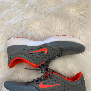 Primary Photo - BRAND: NIKE STYLE: SHOES ATHLETIC COLOR: GREY SIZE: 11 SKU: 198-19888-21688