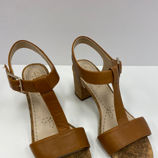 Primary Photo - BRAND: CLARKS STYLE: SANDALS LOW COLOR: BROWN SIZE: 8 SKU: 198-19888-31648