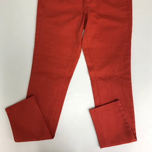 Primary Photo - BRAND: ANN TAYLOR LOFT O STYLE: PANTS COLOR: ORANGE SIZE: 2 OTHER INFO: NEW! SKU: 198-19888-30011
