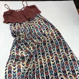 Primary Photo - BRAND:  ACCIDENTALLY IN LOVESTYLE: DRESS LONG SLEEVELESS COLOR: MULTI SIZE: S OTHER INFO: ACCIDENTALLY IN LOVE - SKU: 198-19812-16863