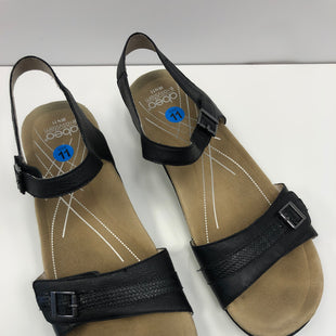 Primary Photo - BRAND:    ABEO STYLE: SANDALS FLAT COLOR: BLACK SIZE: 11 OTHER INFO: COMPARE $89 SKU: 198-19888-32742