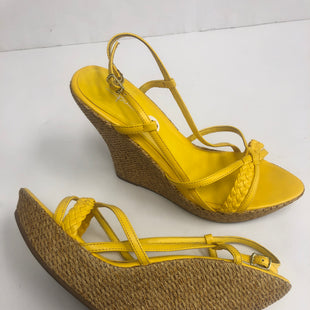 Primary Photo - BRAND:  PULSESTYLE: SANDALS LOW COLOR: YELLOW SIZE: 10 OTHER INFO: PULSE - SKU: 198-19888-30736