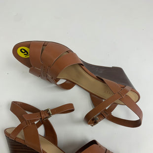 Primary Photo - BRAND: NINE WEST STYLE: SANDALS LOW COLOR: BROWN SIZE: 9 OTHER INFO: NEW! SKU: 198-19888-30864
