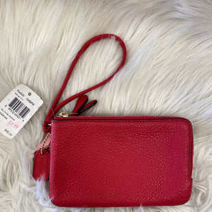 Primary Photo - BRAND: COACH STYLE: WRISTLET COLOR: PINK OTHER INFO: NEW! SKU: 198-19888-24363