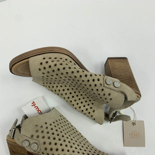 Primary Photo - BRAND:  BARBARA BARBIERISTYLE: SANDALS LOW COLOR: CAMEL SIZE: 7.5 OTHER INFO: BARBARA BARBIERI NWT SKU: 198-19812-10445