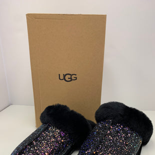 Primary Photo - BRAND: UGG STYLE: SANDALS FLAT COLOR: BLACK SIZE: 5 OTHER INFO: NEW! COMPARE $90 SKU: 198-19888-32838