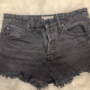 Primary Photo - BRAND: FREE PEOPLE STYLE: SHORTS COLOR: BLACK SIZE: 2 SKU: 198-19888-22786